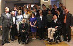 Krajowa Rada Konsultacyjna do spraw osób z niepełnosprawnościami