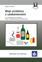 okładka broszury Moje probelmy z uzależnieniami
