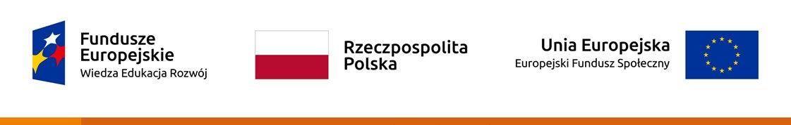loga Funduszy europejskich, Unii Europejskiej i flaga Polski
